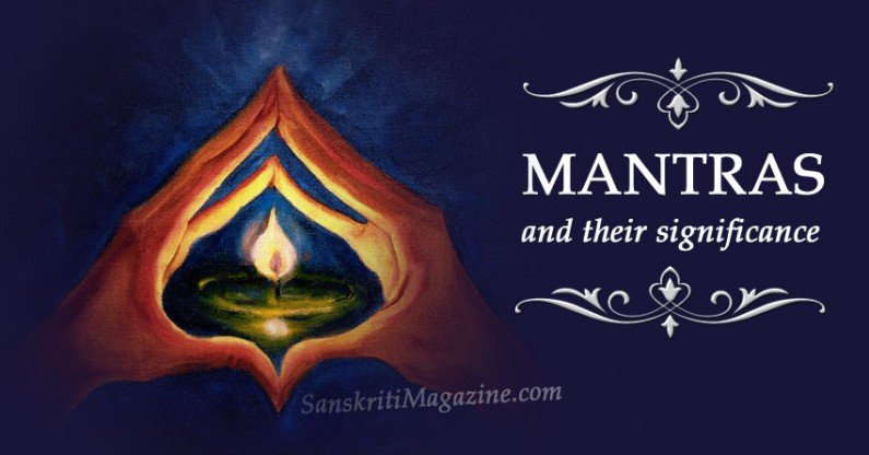 Mantras and their significance