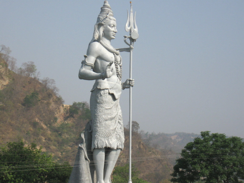 shiva-statue-at-haridwar