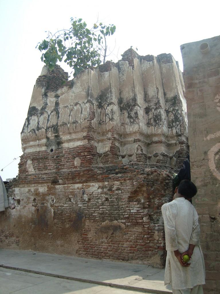 Sitla Mandir in Lahore Credit: Haroon Khalid