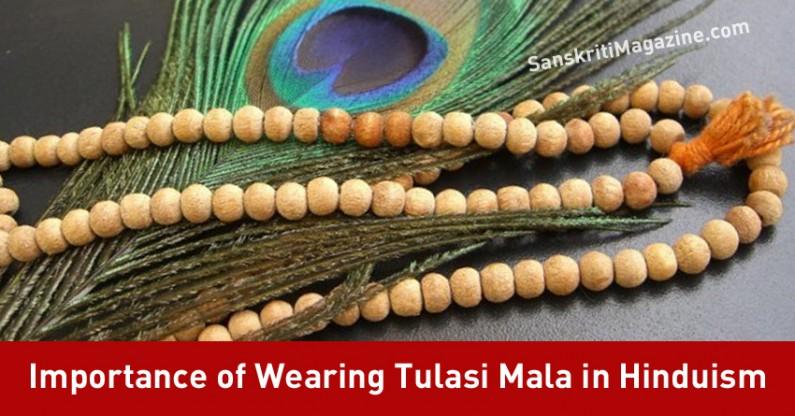 Importance of Wearing Tulasi Mala in Hindu Dharma