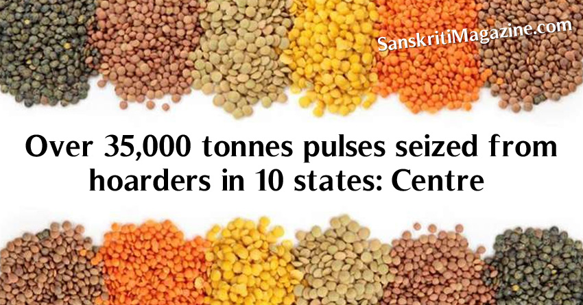 pulses seized