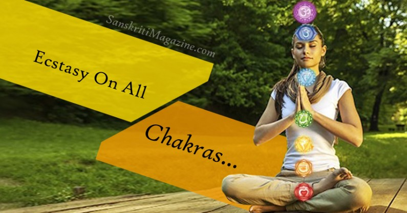 Ecstasy On All Chakras