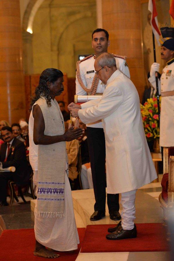 Padma Shri awardee Haldhar Nag's life