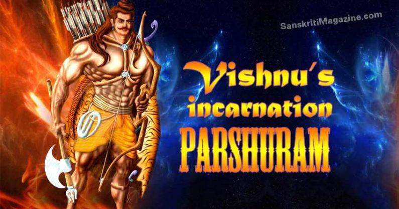 Bhagwan Parashurama – Avatar of Lord Vishnu