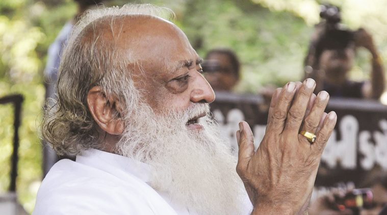 Confessions of Asaram disciple: Rs 25 lakh collected to fund murder of witnesses, planned to buy AK-47