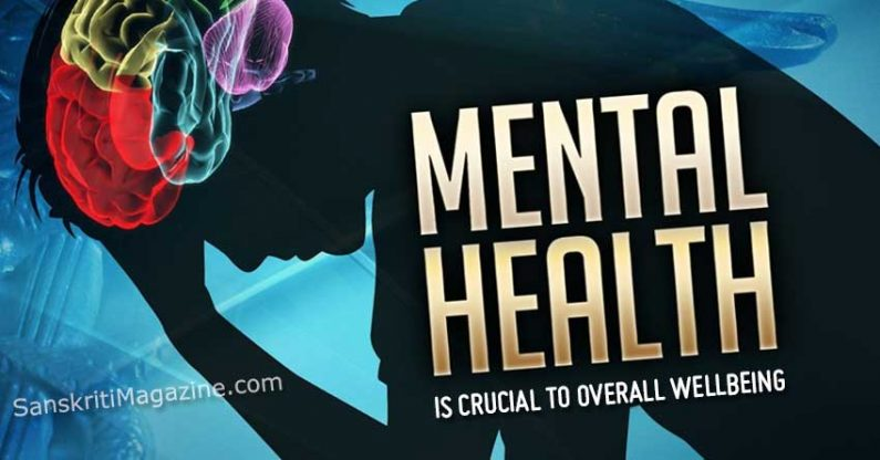 Mental Health is crucial to overall wellbeing
