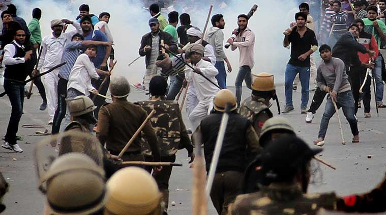 Jat reservation stir: Departmental action recommended against 15 Rohtak cops