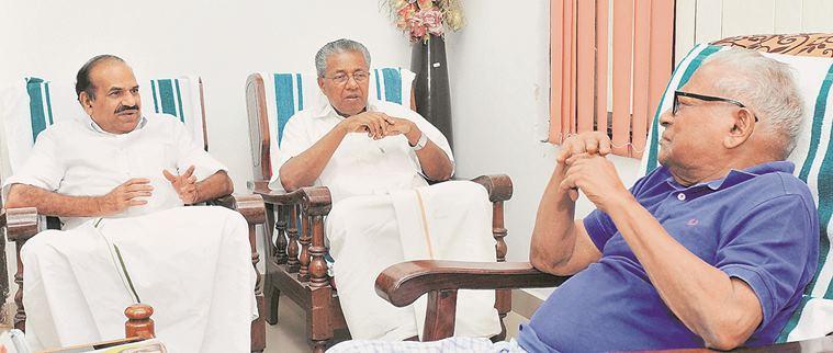 BJP-CPM violence in Kerala, threats in Delhi