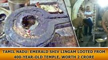 Tamil-Nadu-Emerald-Shiv-Lingam-looted-from-400-year-old-temple,-worth-2-crore