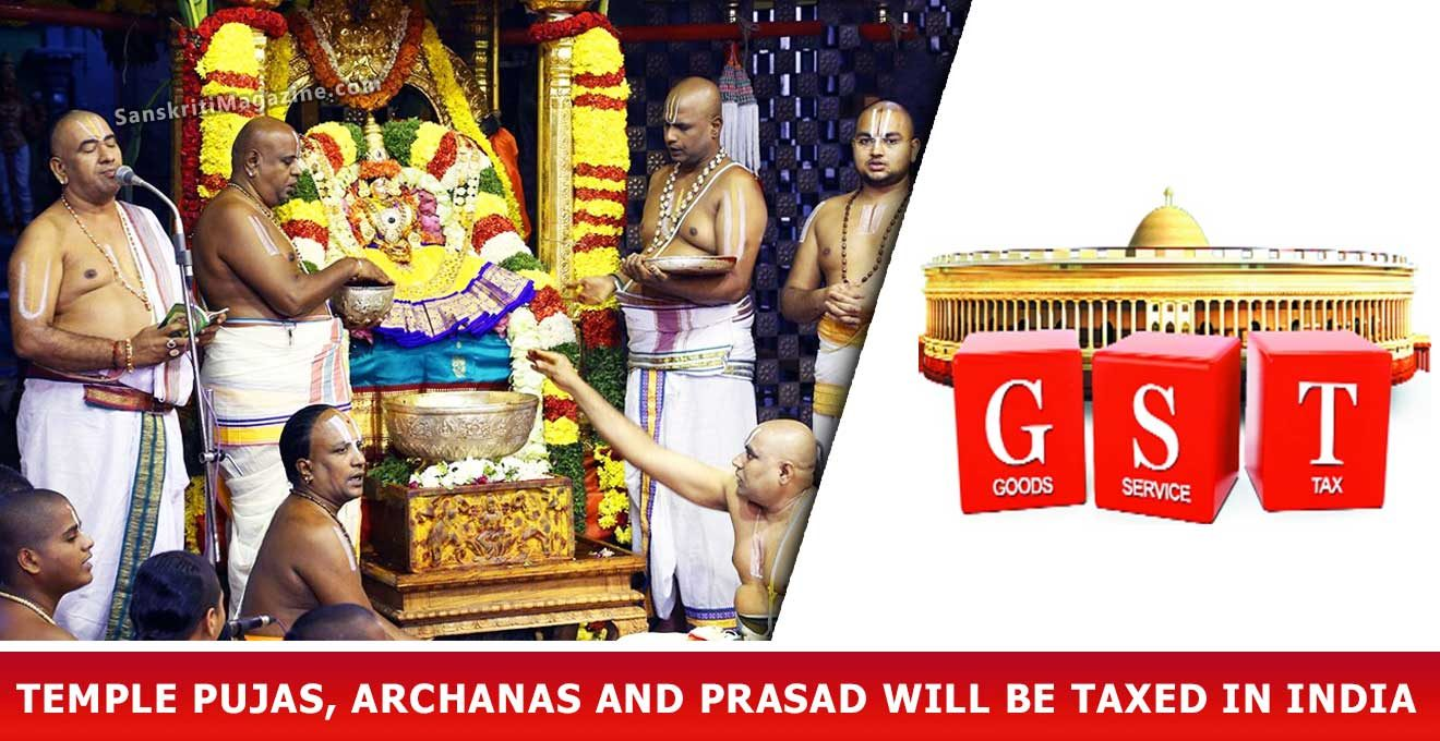 Temple-Pujas,-Archanas-and-Prasad-will-be-Taxed-in-India