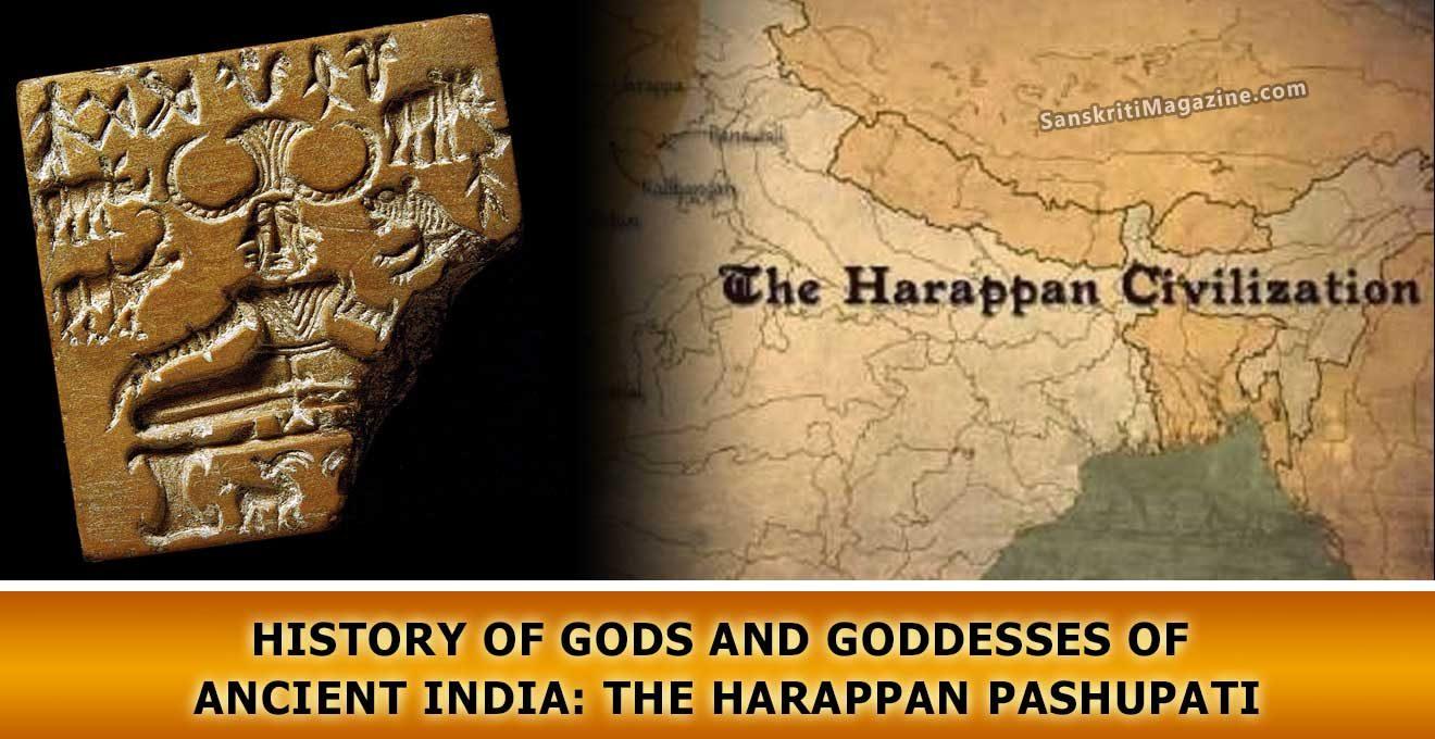 History-of-Gods-and-Goddesses-of-Ancient-India-The-Harappan-Pashupati