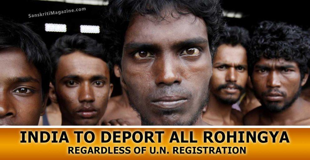 India-to-deport-all-Rohingya-regardless-of-U.N.-registration