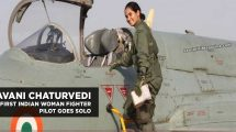 Avani-Chaturvedi--First-Indian-woman-fighter-pilot-goes-solo