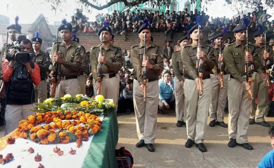 Family of CRPF jawan killed in Karan Nagar refuses Bihar govt's aid of Rs 5 lakh