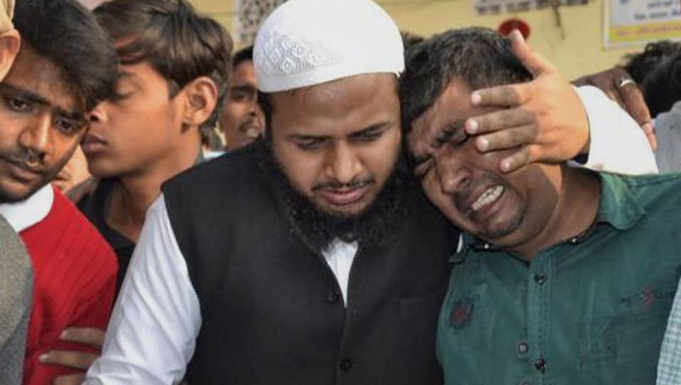 Family of CRPF jawan killed in Karan Nagar refuses Bihar govt's aid