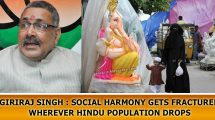 Giriraj-Singh--Social-harmony-gets-fractured-wherever-Hindu-population-drops