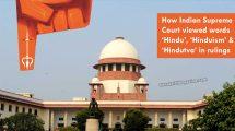 How-Indian-Supreme-Court-viewed-words-'Hindu',-'Hinduism'-&-'Hindutva'-in-rulings