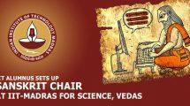 IIT-alumnus-sets-up-Sanskrit-Chair-at-IIT-Madras-for-Science,-Vedas
