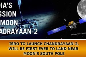 ISRO to launch Chandrayaan-2, will be first ever to land near Moon's South Pole