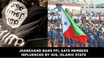 Jharkhand-bans-PFI-says-members-influenced-by-ISIS,-Islamic-State