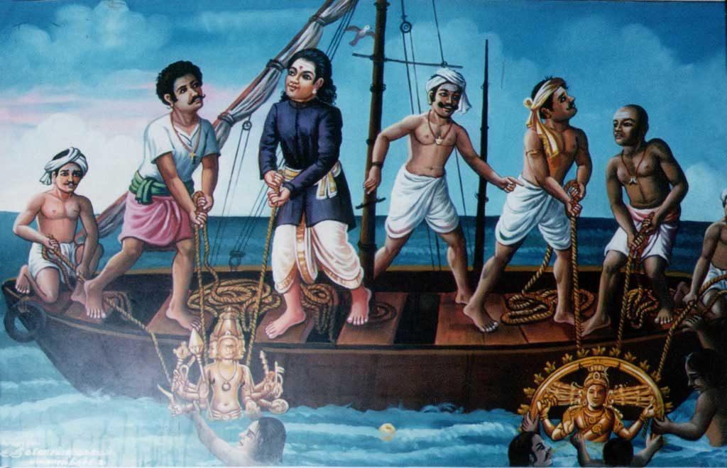 Vadamalaiappa Pillai recovered