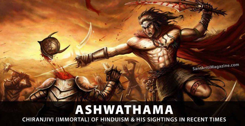 Ashwathama,-one-of-eight-Chiranjivis-(immortals)-of-Hinduism