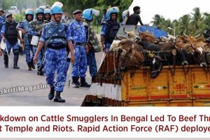 Crackdown-on-Muslim-Cattle-Smugglers-In-Bengal-Led-To-Beef-Thrown-At-Temple-and-Riots