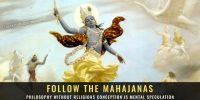 Follow-the-Mahajanas