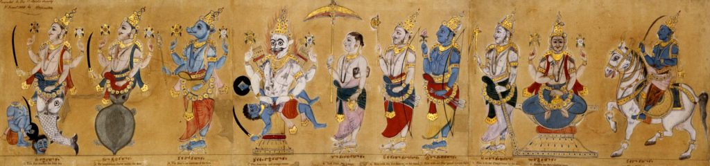 Meaning, Categories and Gunas