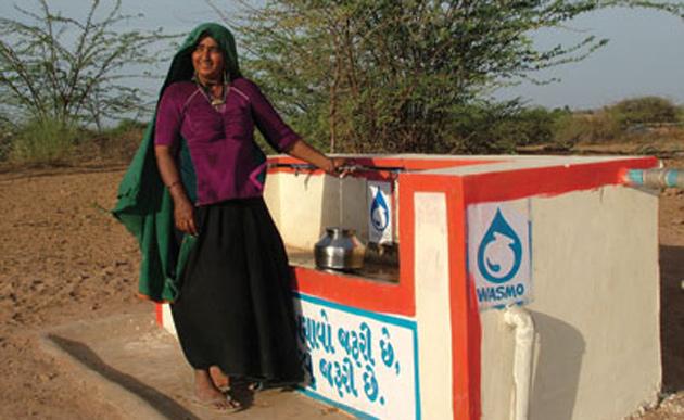 Gujarat water supply