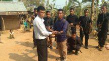 GNLA surrender in Meghalaya