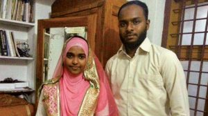 Hadiya free to live her life