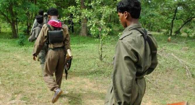 maoist-Chhattisgarh