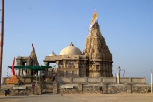 Rukmani Devi Temple Dwarka Gujarat