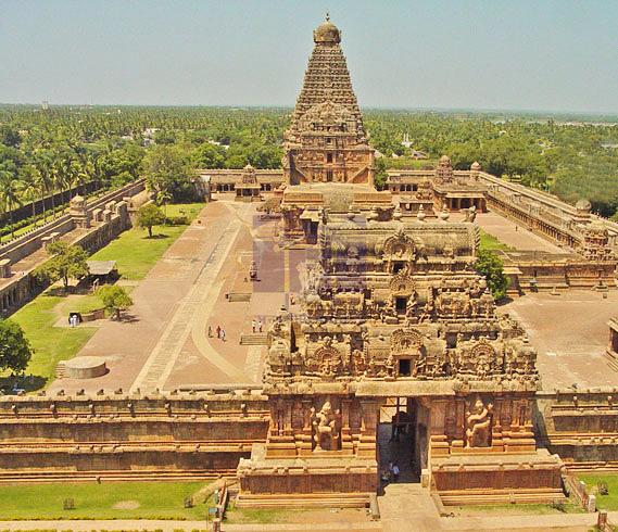 Bragatheeswarar-(Peruvudaiyar)-Temple-of-Tanjore