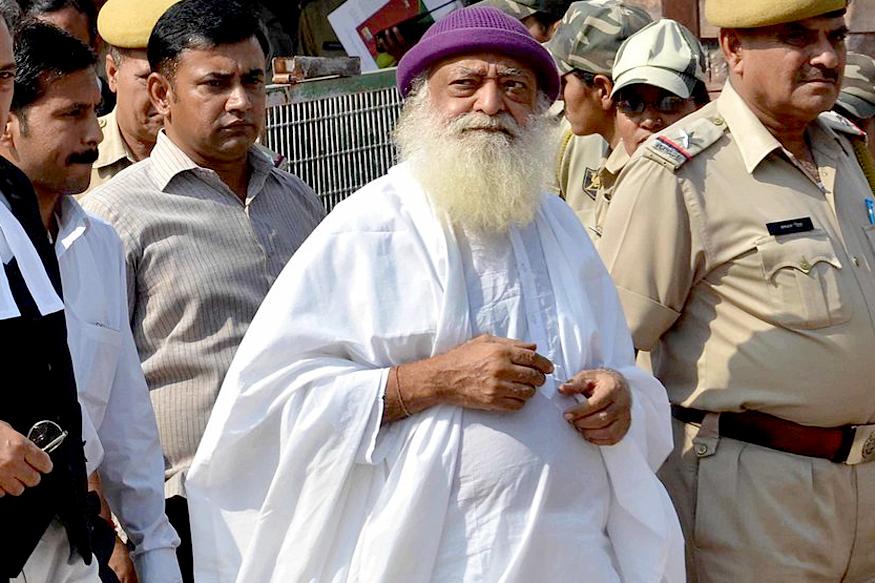 Asaram Bapu Produced In Jodhpur Court