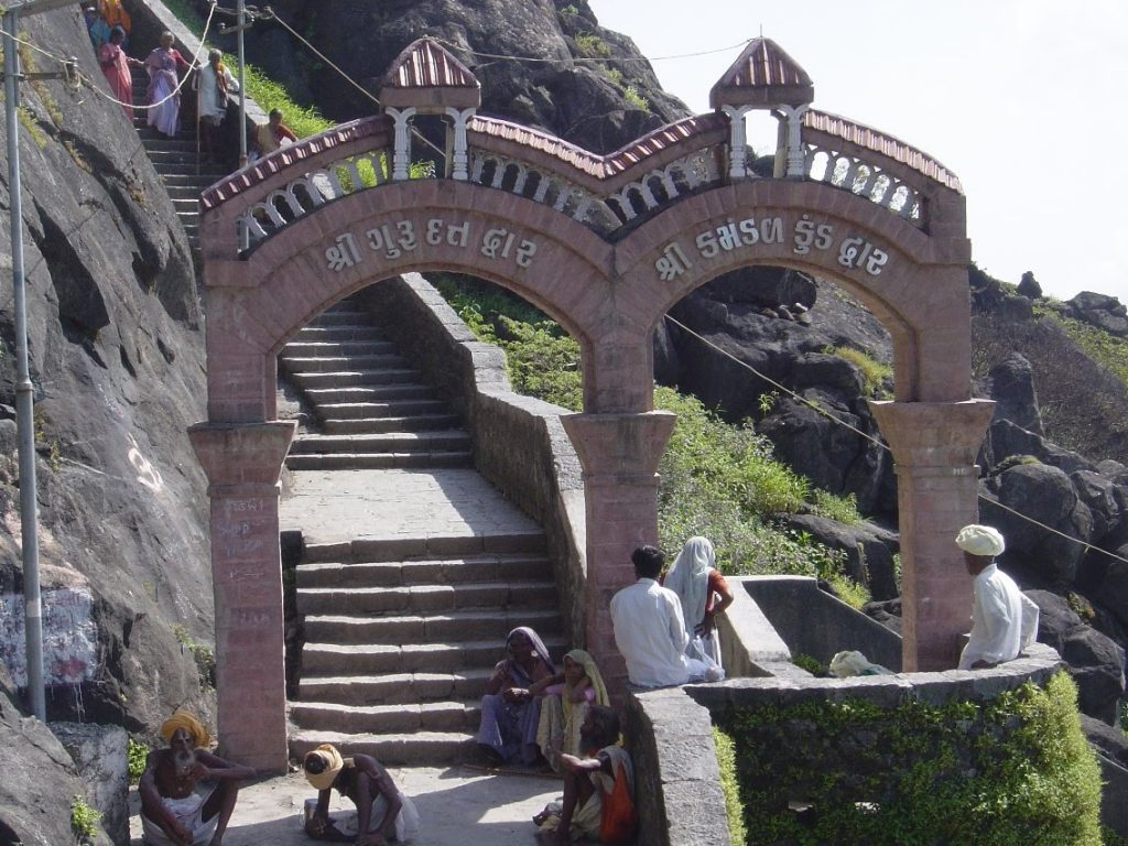 Dattatreya-Temple,-Gujarat