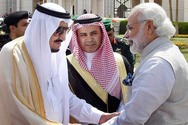 india-saudi-modi