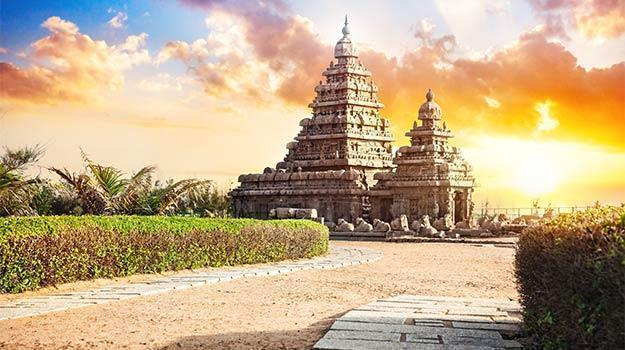 Mamallapuram Temple Chariot Idols Go Missing