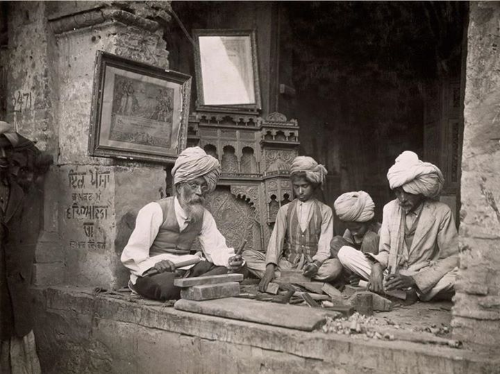 Amritsar, India, 1919