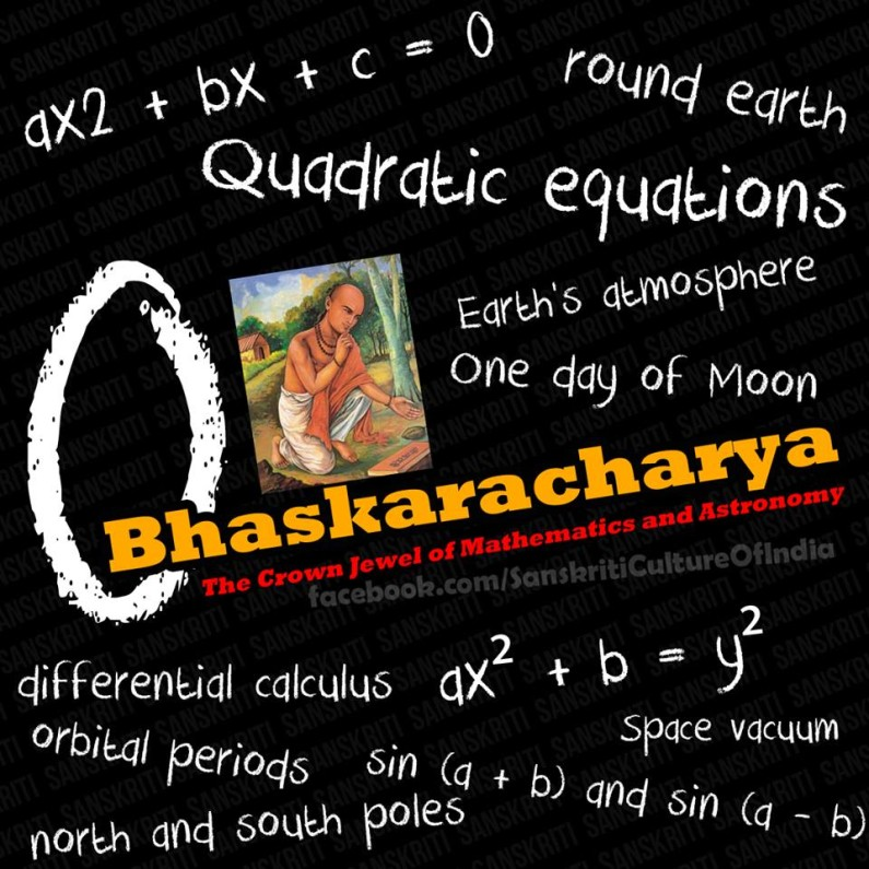Bhaskaracharya – The Crown Jewel of Mathematics and Astronomy