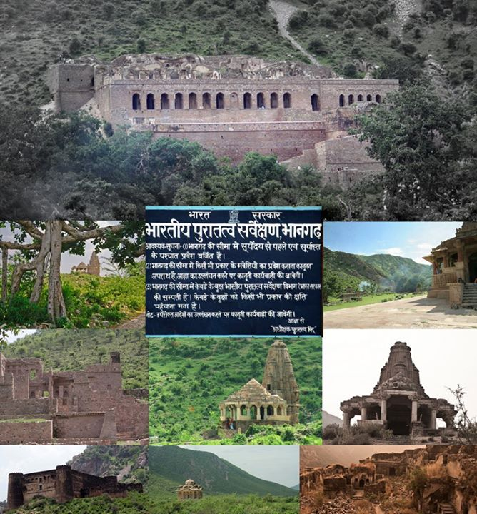 Bhangarh, India's haunted city