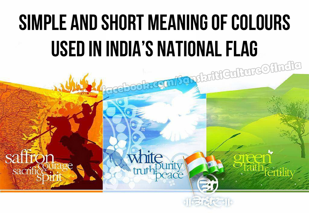 indian flag colours