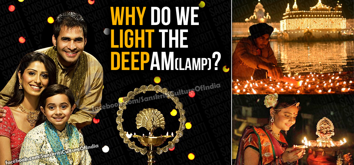 Why do we light a Diya