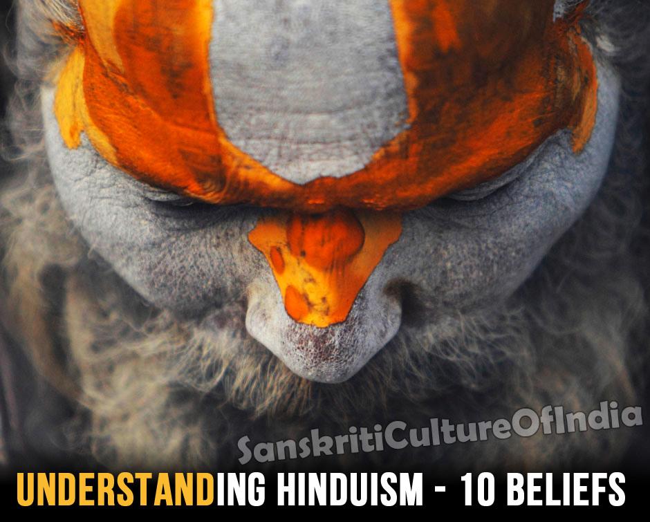 10 beliefs of hindus