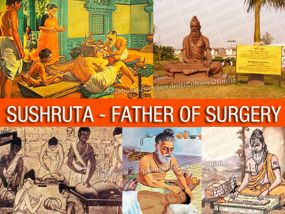 Sushruta---Father of Surgery