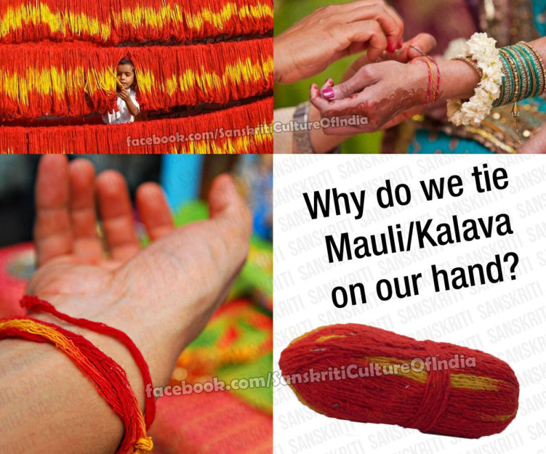 What is the Significance of Mauli/Kalava