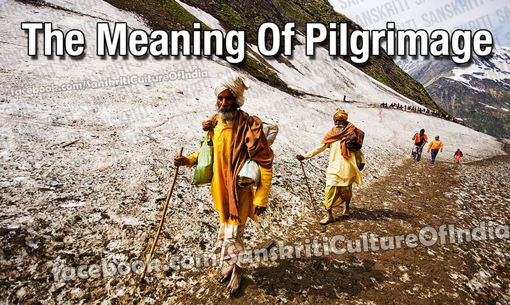 The Meaning Of Pilgrimage