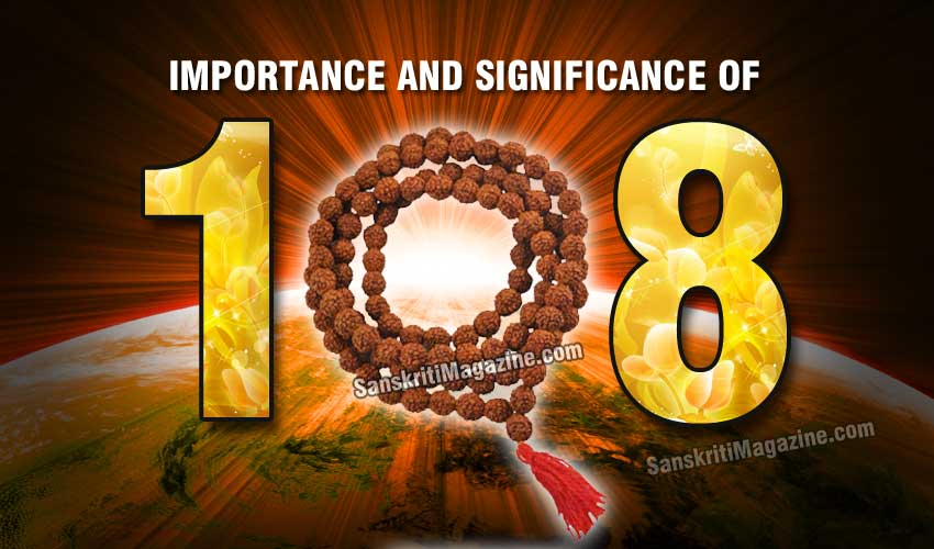 Significance of 108