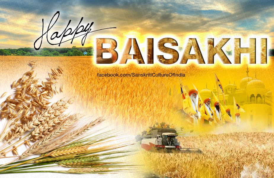 Significance of Baisakhi in India